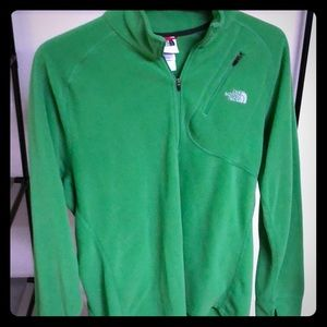 North Face Fleece Quarter ZIP